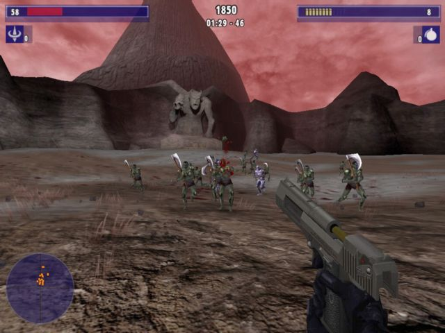 Deadhunt screenshot 1